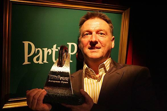 Ian Frazer PartyPoker winner