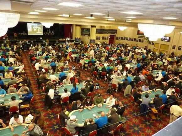 LAPC tournament room