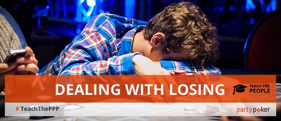 Losing at poker