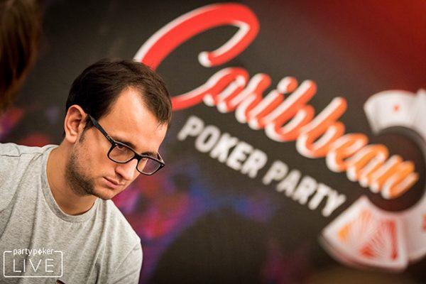 Rainer Kempe in the MILLIONS Open