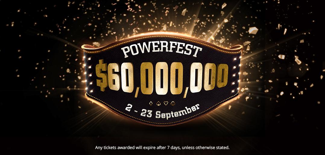 60 million powerfest