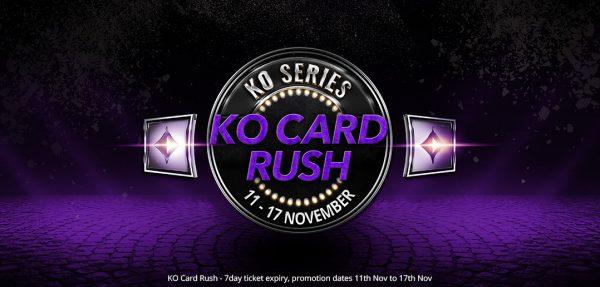 KO Series promotions