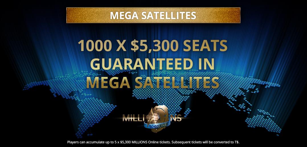 Mega Satellites