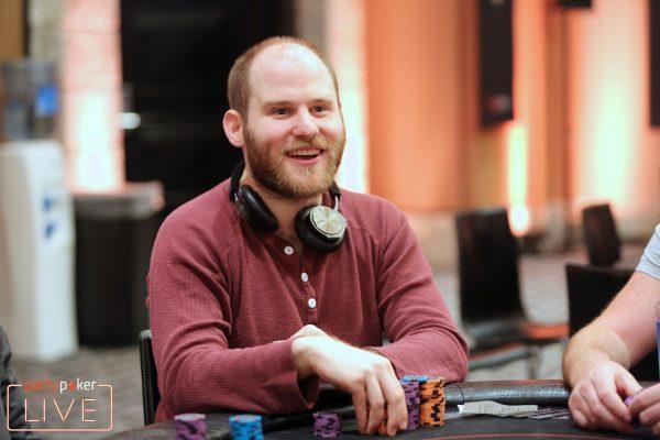 Canadian poker player Sam Greenwood