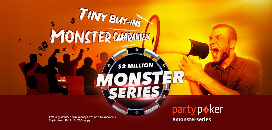 monster series main event