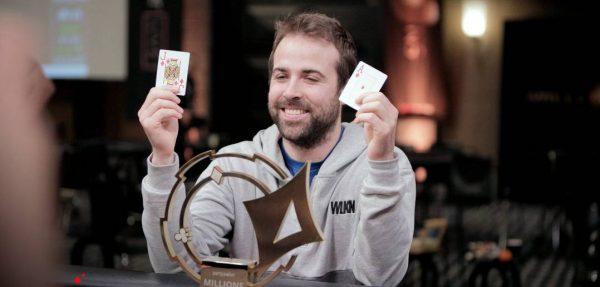 Lefrancois, el Rey del High Roller: ahora ganó el US$10k