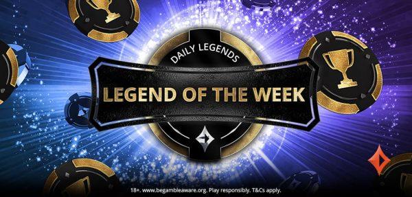 mochalov13 — трёхкратный чемпион лидербордов Legend of the week