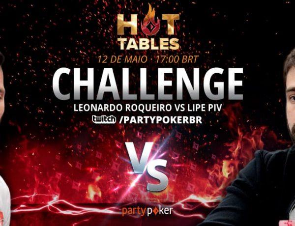 Hot Tables Challenge: 'versátil', 'lipe piv' desafia 'Roqueiro' nesta quarta-feira