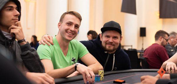Tomi Brouk Wins The Grand; Patrick Leonard Second
