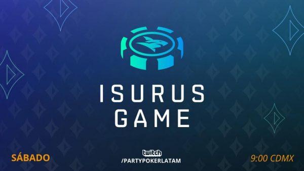 Isurus Game: se prende Twitch con un freeroll y el Sit & Go