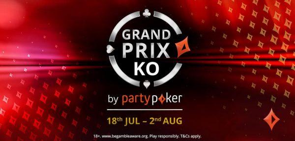 Grand Prix Knockout: brasileiros fazem bonito na FT do Main Event, e alemão é campeão
