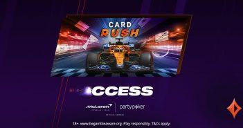McLaren Card Rush