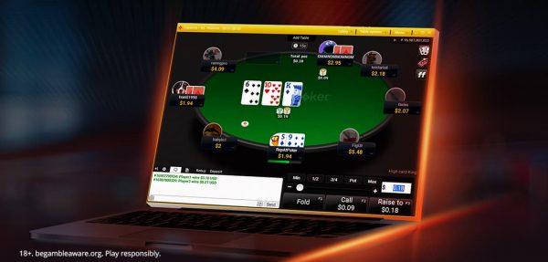 Los cambios en el límite de rake de los cash games High Stakes